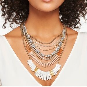 Ezra Statement Necklace - Stella & Dot